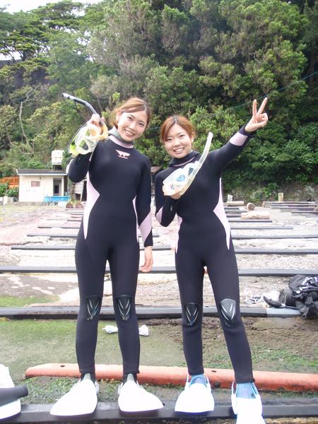 130529富戸体験ダイビング2