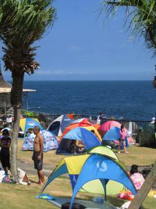 130819伊豆 海洋公園海水浴