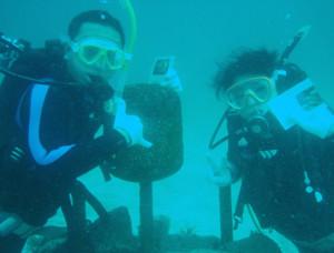 130816伊豆 海洋公園水中POST