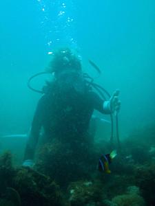 130919伊豆 体験ダイビング2