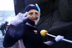 131030伊豆 海洋公園体験ダイビング2