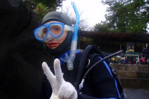 131103伊豆 海洋公園・体験ダイビング