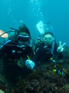 20140729伊豆 海洋公園体験ダイビング2