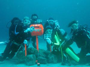 20140720伊豆 海洋公園水中ポスト