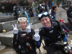 20140721伊豆 海洋公園体験ダイビング2