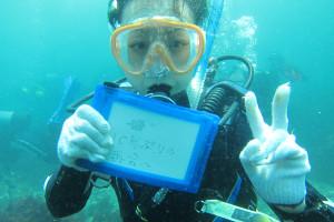 20140727伊豆 海洋公園体験ダイビング2