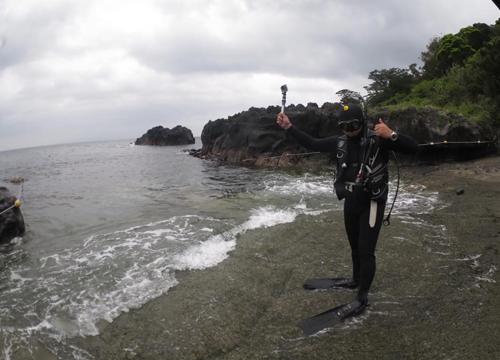 20150512伊豆 ダイビング 伊豆海洋公園1