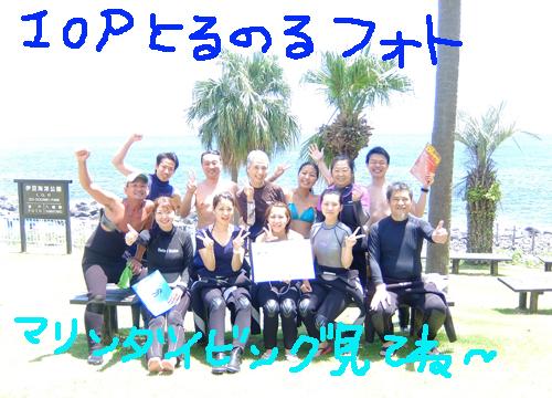 20150725伊豆 ダイビング 伊豆海洋公園  (4)
