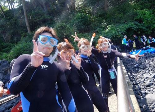 20150812伊豆 体験ダイビング 富戸  (2)