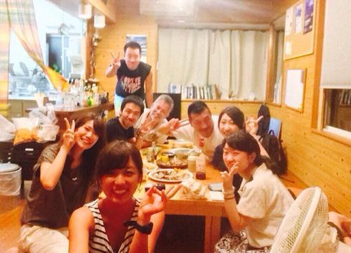 20150816伊豆 BBQ2