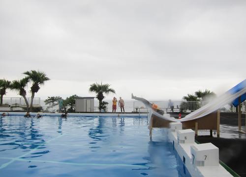 20150820伊豆 ダイビング 伊豆海洋公園 プール