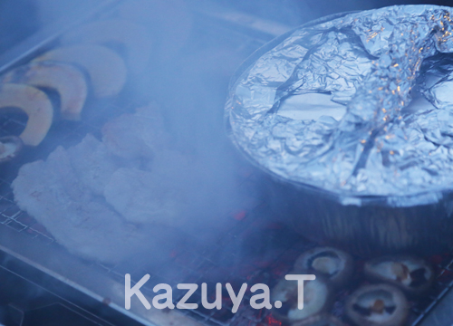20150919伊豆 ダイビング 富戸 BBQ