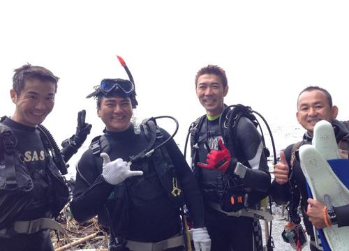 20150927伊豆 ダイビング 富戸