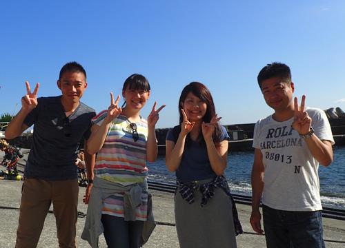 20150911伊豆 ダイビング 赤沢 体験ダイビング4