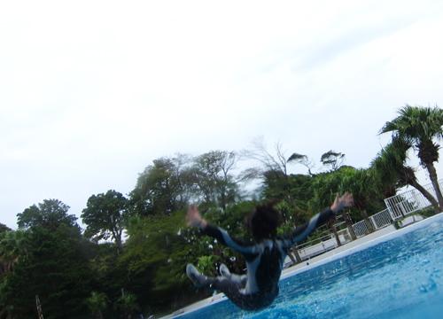 20150913伊豆 ダイビング伊豆海洋公園 (1)