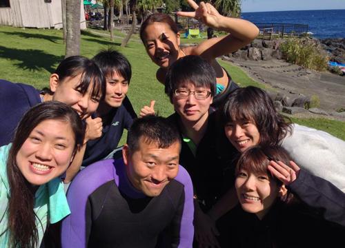 20151012伊豆 ダイビング 伊豆海洋公園