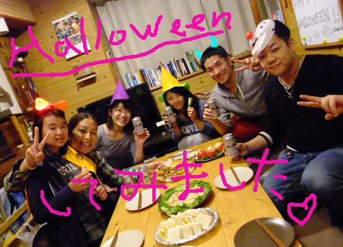 20151031伊豆 ダイビング ハロウィン2
