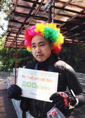 20160501伊豆 ダイビング伊豆海洋公園記念ダイブ (3)