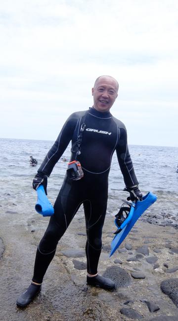 20160626伊豆 ダイビング 海を泳ごう (2)