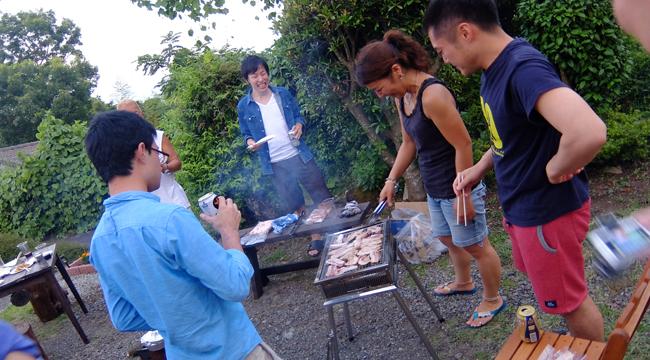 20160702伊豆 ダイビング BBQ (2)