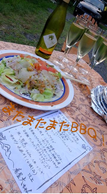 20160812伊豆 ダイビング BBQ