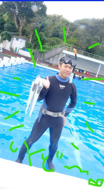 20160918伊豆 ダイビング 伊豆海洋公園 体験