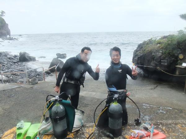 20161024伊豆 ダイビング 伊豆海洋公園