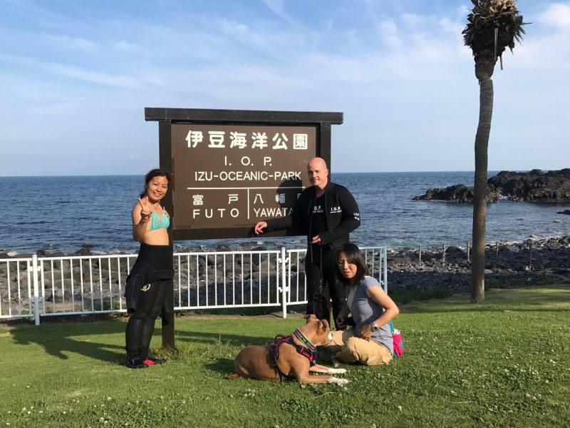 20170528伊豆 ダイビング 伊豆海洋公園