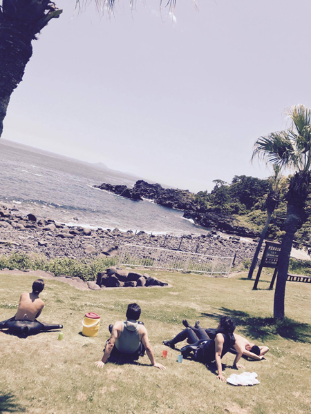 20170604伊豆 ダイビング 伊豆海洋公園
