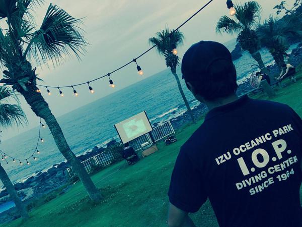 20170717伊豆 ナイトダイビング 伊豆海洋公園