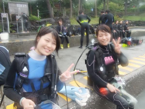 20170814伊豆 体験ダイビング 3