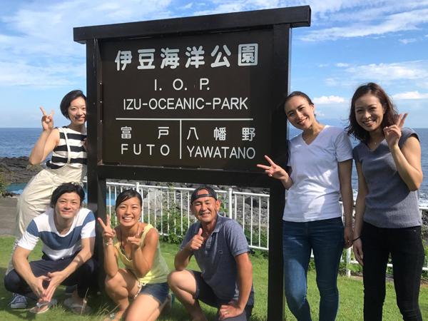 20170913伊豆 ダイビング 伊豆海洋公園 体験ダイビング