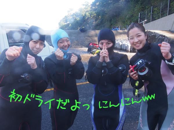20171102伊豆 ダイビング 富戸4