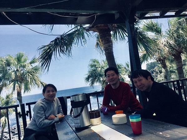 20180428伊豆 ダイビング 伊豆海洋公園
