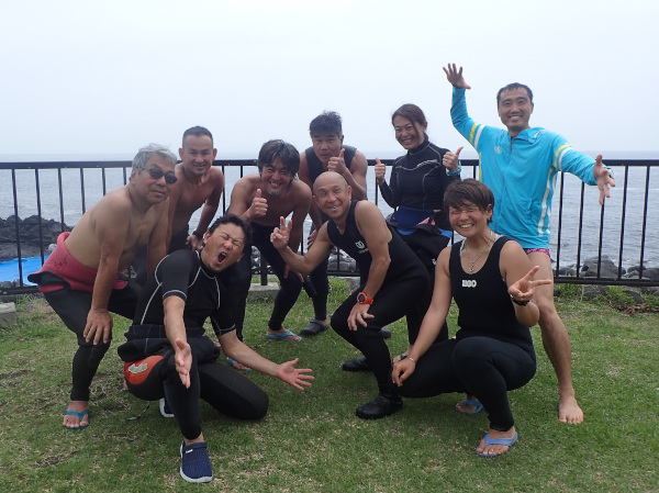 20180622伊豆 ダイビング 伊豆海洋公園