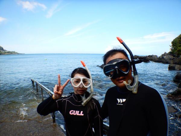 20180710伊豆 体験ダイビング 富戸
