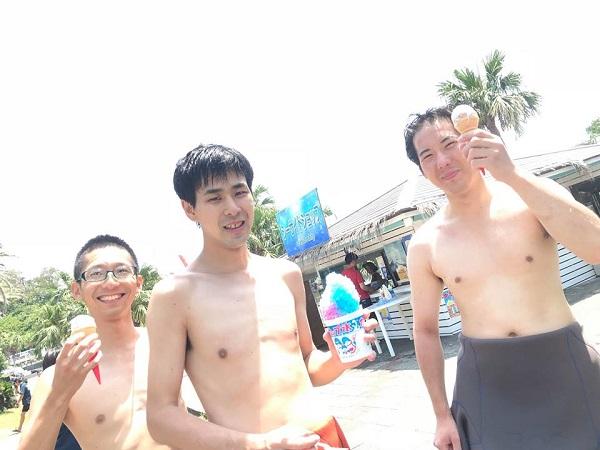 20180722伊豆 ダイビング 初心者