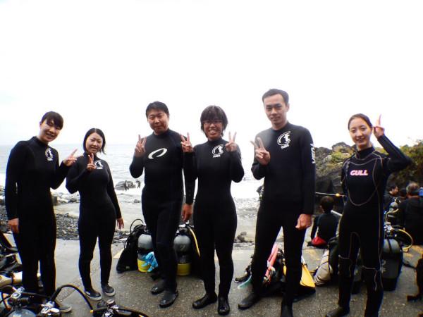 20180813伊豆 ダイビング 伊豆海洋公園2