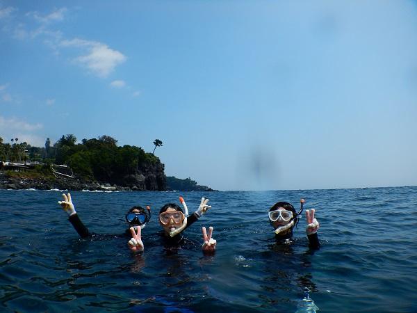20180805伊豆 ダイビング 伊豆海洋公園 ダイビングスクール