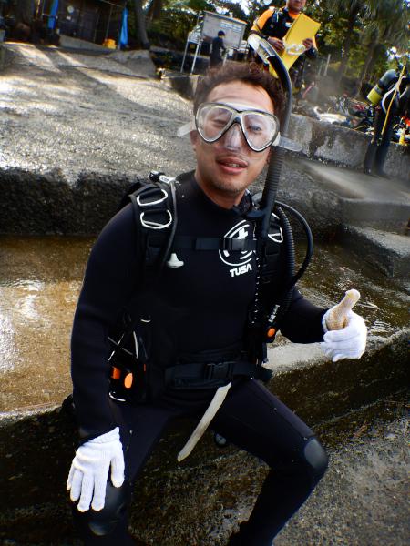 20180811伊豆 体験ダイビング 伊豆海洋公園3
