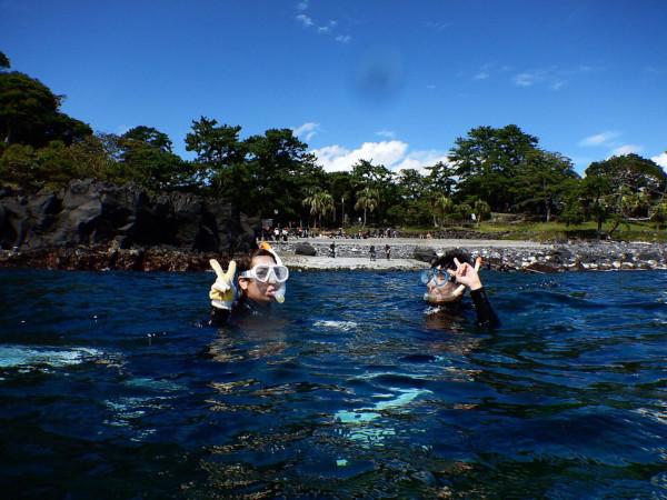 20180909伊豆 ダイビング 伊豆海洋公園