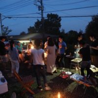20180922伊豆 ダイビング 伊豆海洋公園 ダイビングスクール BBQ
