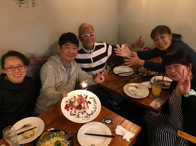 20190430伊豆 ダイビング 記念ダイビング