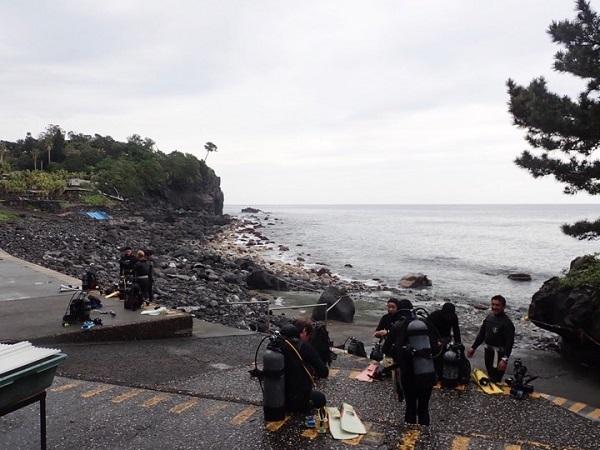 20190506伊豆 ダイビング 伊豆海洋公園