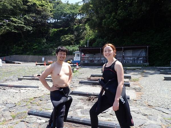 20190517伊豆 ダイビング 富戸 体験ダイビング