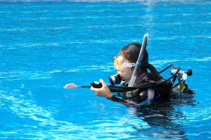 130802伊豆 海洋公園ライセンスコース3