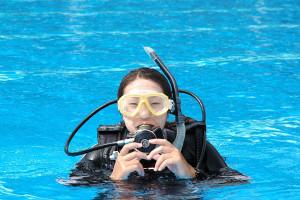 130802伊豆 海洋公園ライセンスコース2