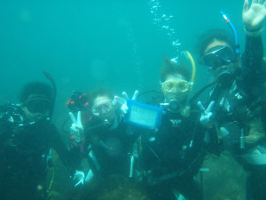 130907伊豆 海洋公園体験ダイビング