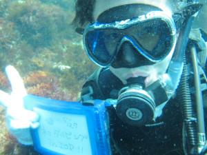 20140727伊豆 海洋公園体験ダイビング3