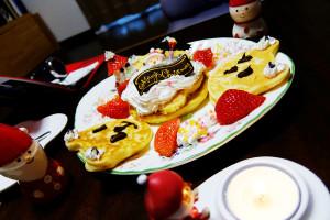 20141224伊豆 ダイビング 伊豆海洋公園クリスマスケーキ